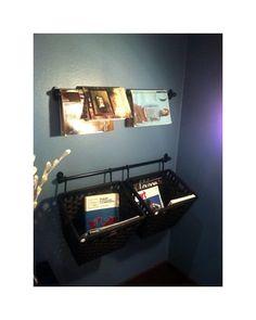 www.miaikea.com - Un tavolo americano ricavato da delle mensole lack ...