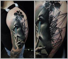 Timur Lysenko-Tattoo-Ink-InkObserver-Surrealism-Geometric-Wrocław-Poland-Rock'n'Roll Tattoo and Piercing 3