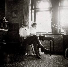 Grand Duke Sergei and Grand Duchess Elisabeth