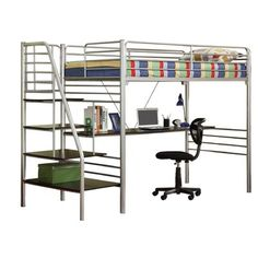 Shop Wayfair for all the best Bunk & Loft Beds with Stairs. Enjoy Free Shipping on most stuff, even big stuff.