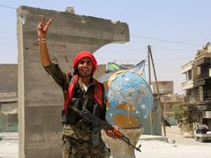 Recent months have seen a series of military victories against ISIL, including…