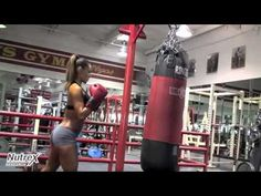 The Nutrex Girls Hit the Gym Training Part 2 DVD Clips ..flv