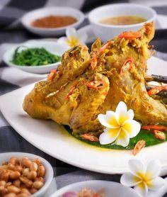 Balinese Chicken (Ayam Pelalah) | Recipe | Balinese, Everyday Dishes ...