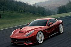 Ferrari F12 berlinetta might be my new 599