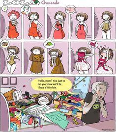 Girl problems…