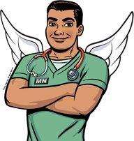#Nurse #Angel #MightyNurse #RN #LPN
