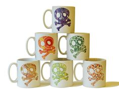 I need these skull coffee (tea) mugs. Like burning.