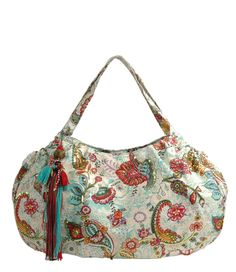 Bulaggi Bag - Taupe, Navy & Mint Green | Bags | Pinterest | Green ...