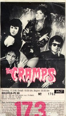 Lux Interior and The Cramps punk poison ivy rock black and white horror I listened to this long ago. It sounds like your really good. Music Love, Music Is Life, Rock Music, Rock Posters, Band Posters, Arte Punk, Mode Rock, Punk Poster, Poster