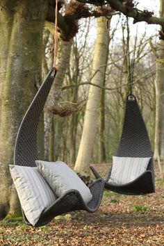 Fabric cushion with removable cover by Le Lit National #outdoor #summer