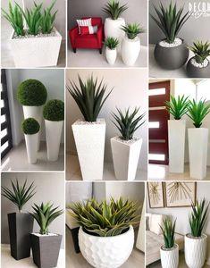 Home Diy Projects - New ideas Hotel Flowers, Diy Flowers, Flower Pots, House Plants Decor, Plant Decor, Garden Wall Designs, Garden Design, Diy Projects New, Decoration Plante
