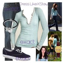Bella Swan--New Moon. I really like this outfit. Pretty Outfits, Beautiful Outfits, Cool Outfits, Casual Outfits, Tv Show Outfits, Fandom Outfits, Bella Swan, Twilight Outfits, Character Inspired Outfits