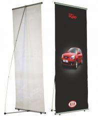 Quick (L) Banner 80x200, Quick Banner, kuik benır, Quick Banner Fiyatları, L Banner fiyatları sergilesene.com dadır..