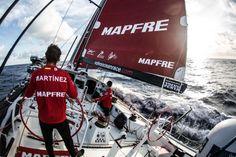 Leg1 Alicante - Cape Town   Volvo Ocean Race 2014-2015