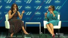 Michelle Obama Advice to Men 'Be Better' | White House Summit on the Uni...
