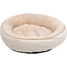 catco Textured Round Cat Bed in Pearl *** Quickly view this special cat product, click the image : Cat Beds and Furniture
