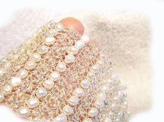How To Crochet Wire Jewelry   http://jewelry397.blogspot.com