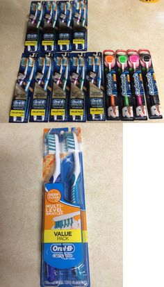 Standard Toothbrushes: 20 Total Oral-B Pro Health Advantage Soft Tooth Brushes + 4 Dentek Ora Brush -> BUY IT NOW ONLY: $37.49 on eBay!