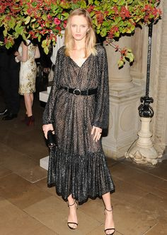 10 Best Dressed: Week of October 13, 2014 – Vogue