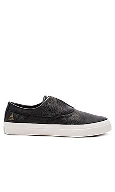 newest collection e976b f731b Huf Dylan Slip On in Black