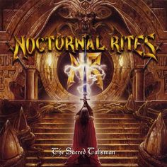 Nocturnal Rites - The Sacred Talisman 1999 Full-length