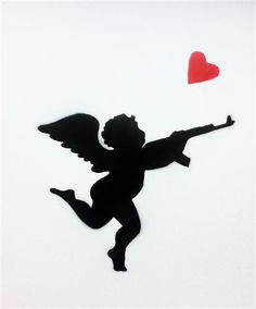 Cupidon à AK-47 - Pure by WATTTS