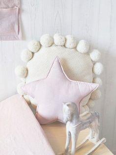 Star Shaped Pillow, Pink Nursery Decor, Deco Star Pillow, Star Cushions, Pink Pillow, Decorative Linen Pillows, Star Decor, Star Home Decor #StarPillow #PinkNursery #StarCushion Pink Pillows, Pink Bedding, Newborn Gifts, Baby Gifts, Star Cushion, Star Decorations, Star Shape, Nursery Decor, Kids Rugs