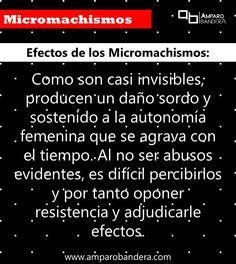 Efectos de los Micromachismos #Micromachismo #Micromachismos #mM