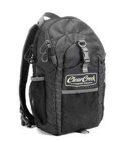 Clear Creek Swing-Back Pack