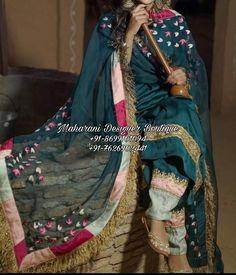 Punjabi Salwar Suits, Patiala Salwar, Latest Salwar Suits, Punjabi Suit Boutique, Punjabi Suits Designer Boutique, Pakistani Designer Suits, Boutique Suits, Embroidery Suits Punjabi, Embroidery Suits Design