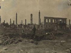 Çanakkale civarında tahripedilen binalar  http://kpssdelisi.com/question/18-mart-canakkale-zaferi/