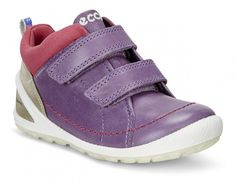 ECCO Lite Infants 75259159989 Grape / Raspberry - Kids Sport Shoes