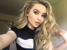 Find images and videos about blonde, sabrina carpenter and sabrina on We Heart It - the app to get lost in what you love. Sabrina Carpenter Canciones, Disney Channel, Sabrina Carpenter Style, Riley Matthews, Rowan Blanchard, Natural Hair Styles, Long Hair Styles, Girl Meets World, Girl Crushes