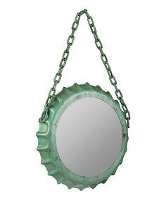 Look at this #zulilyfind! Kaya Mirror by Cooper Classics #zulilyfinds