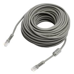 Revo R60RJ12C 60-Feet Cable with Coupler by Revo. $16.00. This REVO 60-Feet RJ12 Cable makes connecting the security camera to the DVR as easy as plugging in a phone line! These all-in-one cables supply power, data and video with ease. They include RJ12 connectors for easy connection.