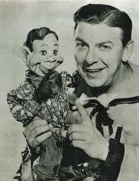 Howdy Doody.  I loved this show.  And I used this black & white picture because that's how I saw the show - in black & white