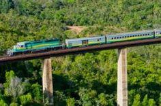 Pregopontocom Tudo: Estradas de ferro dão charme a roteiros no Brasil e na Europa...
