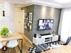 Pin de Dani Fernandes em casa linda Decoração de casas