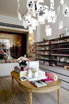 Bloom Cosmetics flagship store in Chapel Street, Melbourne