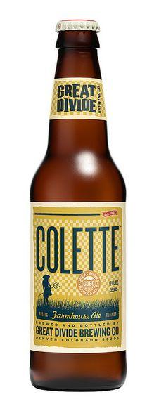 Great Divide Collete Farmhouse Ale