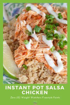 Instant Pot Salsa Ch