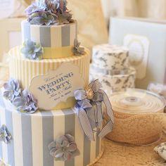 ウェディングケーキ型ウェルカムボード【Mer】 Welcome Boards, Let's Get Married, Dessert Buffet, Wedding Welcome, Photo Booth, Wedding Cakes, Favors, Wedding Photos, Place Card Holders