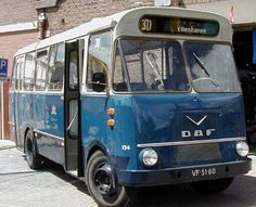 1966 Daf Verheul GVB 154 Amsterdam