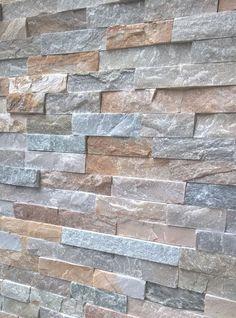 Die Natursteinstreifen sind von hinter zu einer glatten Fläche verklebt und können so problemlos mit Fliesenkleber an die Wand angebracht werden. Gartenwand - Hauswände - Eingangsbereiche - Kaminverkleidung- im Bad - Teilverkleidung in der Küche - TV Wand - Pool - Teichumrandung - Pfeiler usw. | eBay!