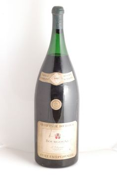 Bourgogne, Thorin, Pontanevaux, 1961, Mathusalem (6 L = 8 Bouteilles)