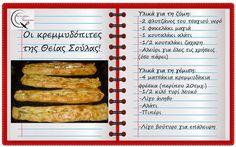 Θα σε κάνω Μαγείρισσα!: Οι κρεμμυδόπιτες της θείας Σούλας! Cookie Dough Pie, Greek Beauty, Sausage, Recipies, Food And Drink, Appetizers, Favorite Recipes, Meat, Cooking