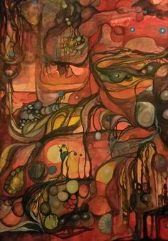 oil on canvas/ Destiny, Oil On Canvas, Paintings, Art, Art Background, Paint, Painted Canvas, Painting Art, Kunst