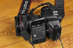 nine ways to activate your DSLR with an iOS device,