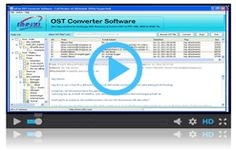OST Converter Software to easily Convert OST File to PST.