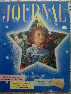 Ladies' Home Journal December 1953